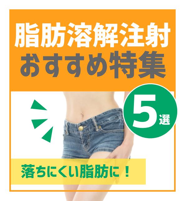 【キャンペーン情報まとめ】脂肪溶解注射💉5選の画像1枚目