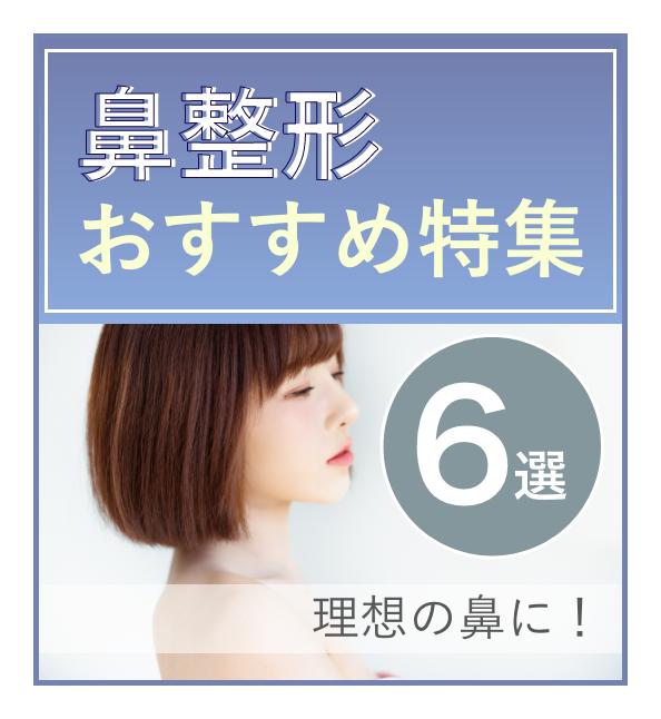 【理想の鼻に👃✨】人気・おすすめのキャンペーン!鼻整形特集6選の画像1枚目