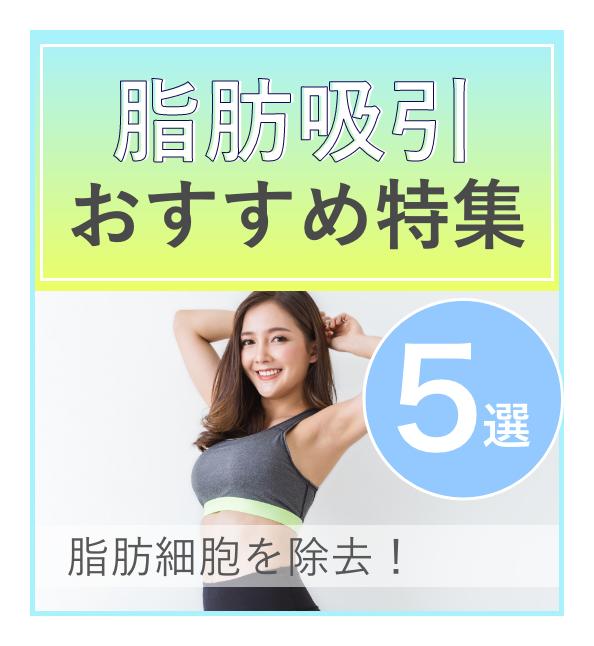 【脂肪細胞を除去✨】人気・おすすめのキャンペーン!脂肪吸引特集5選の画像1枚目